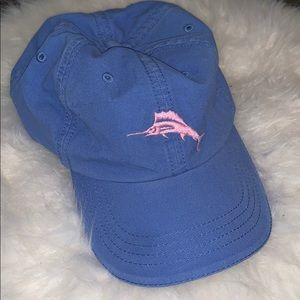 BLUE/PINK TOMMY BAHAMA DAD HAT NWOT